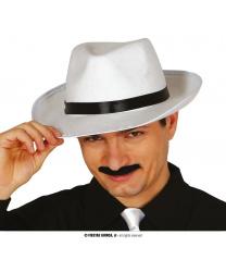 Белая шляпа гангстера