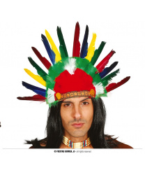 Перья вождя индейцев