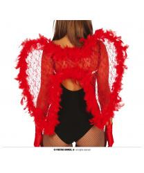 Красные крылья