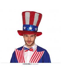 "Цилиндр ""Американский флаг"""