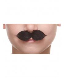 Детские черные усы