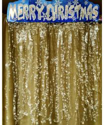 """Украшение на дверь """"Merry Christmas"""""""