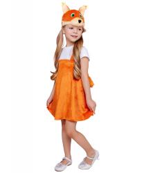 Детский костюм Белка-Кнопка