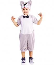 Детский костюм волчонка с бабочкой