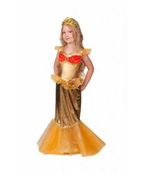 """Детский костюм """"Золотая рыбка"""""""