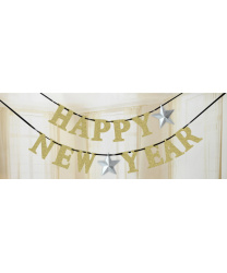 "Подвесная надпись ""Happy New Year"""