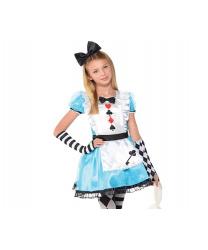 Костюм маленькой Алисы (без леггинсов)