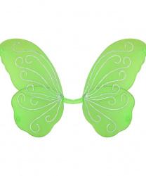 Крылья бабочки (47 х 62) зеленые