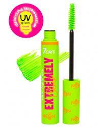 Тушь для волос UVglow зеленая