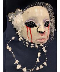"""Женская маска """"Невеста-призрак"""""""