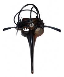 Маска Scaramuccia в стиле Steampunk, модель A