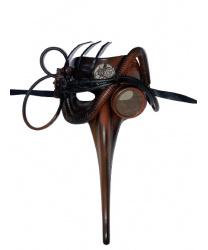 Маска Scaramuccia в стиле Steampunk, модель B