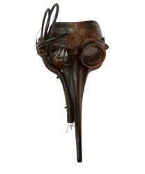 Маска Scaramuccia в стиле Steampunk, модель C