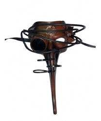 Маска Scaramuccia в стиле Steampunk, модель E