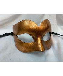 Бронзовая венецианская маска