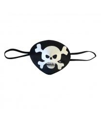 """Пиратский наглазник """"Череп"""""""