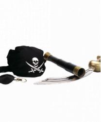 Набор пирата из 5 предметов
