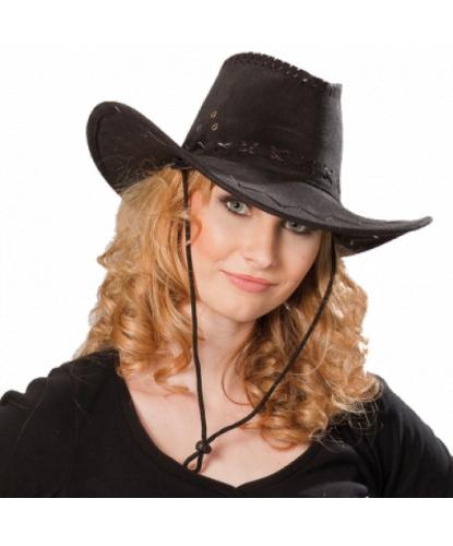 Черная ковбойская шляпа (Германия)