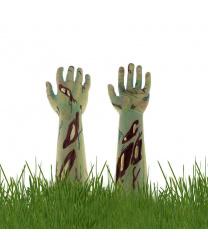 """Декорация """"Руки зомби"""""""