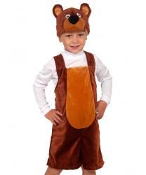 "Детский костюм ""Мишка бурый"""
