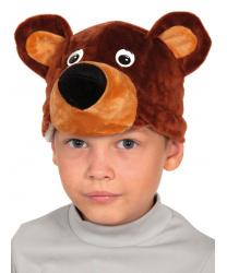 "Шапочка ""Медвежонок"""