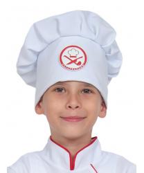 Детский поварской колпак