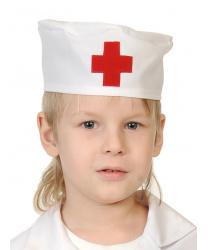 Детская шапка доктора