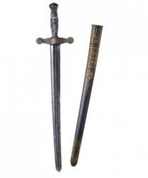 Рыцарский меч (75 см в ножнах)