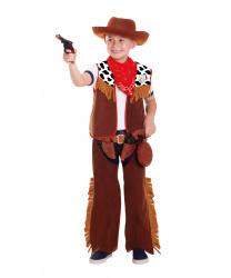 """Игровой костюм """"Дикий Запад"""" БЕЗ шляпы"""