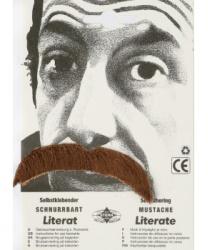 Усы ученого коричневые