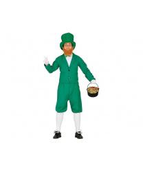 Зеленый костюм Лепрекона