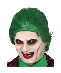 Парик мужской зеленый