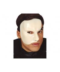 """Пластиковая маска """"Призрак Оперы"""""""