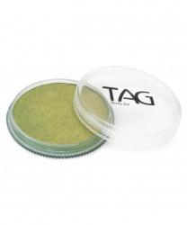 Аквагрим TAG перламутровый зеленая бронзазе 32 гр