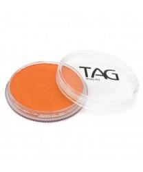 Аквагрим TAG перламутровый оранжевый 32 гр