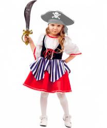 Костюм Пиратки Сейди БЕЗ шляпы