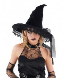Бархатный колпак ночной ведьмы