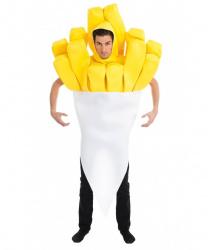 Костюм картошки фри