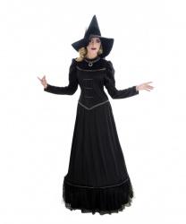 Костюм ведьмы чернокнижницы