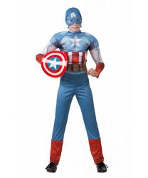 Детский костюм Капитан Америка. Мстители
