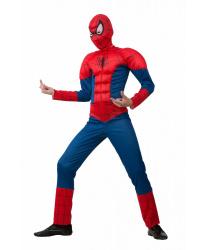 Костюм Человека-Паука с полной маской