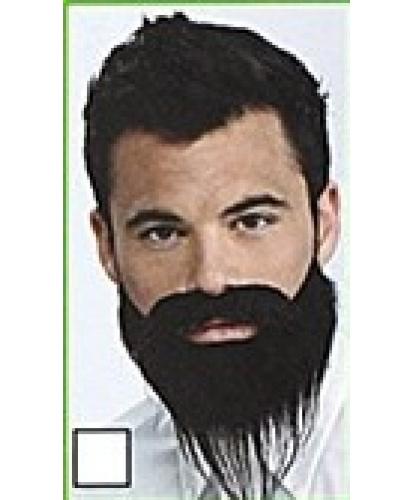 Накладные усы и длинная лохматая борода (Германия)