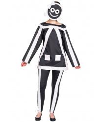 Светящийся в темноте костюм для девочки