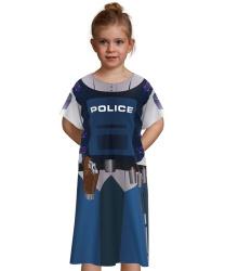 Платье полицейской