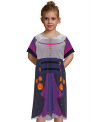 Платье ведьмы Тыковки