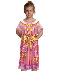 Платье карамельной принцессы