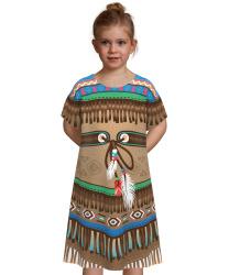 Детское платье скво