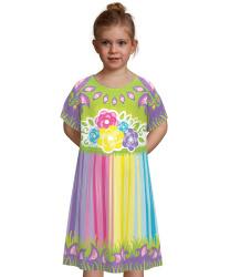 Платье феи цветов