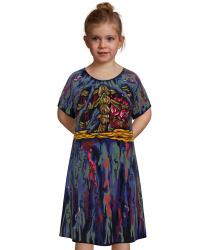Платье зомби