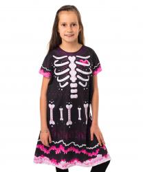 Платье милой скелетессы